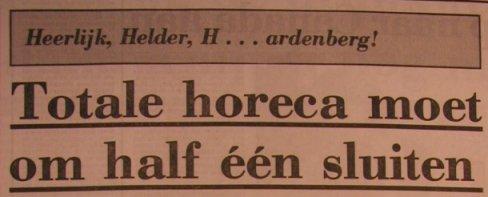 Heerlijk helder Hardenberg