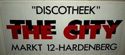 Magneetplaat The City