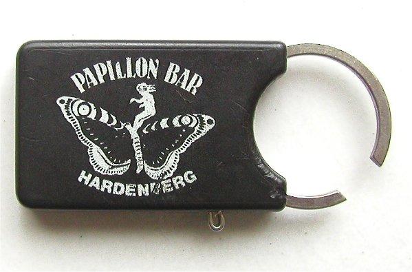 Sleutelhanger Papillon