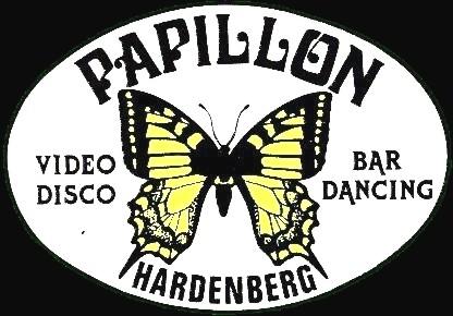 Tweede sticker Papillon