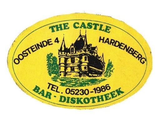 Sticker The Castle