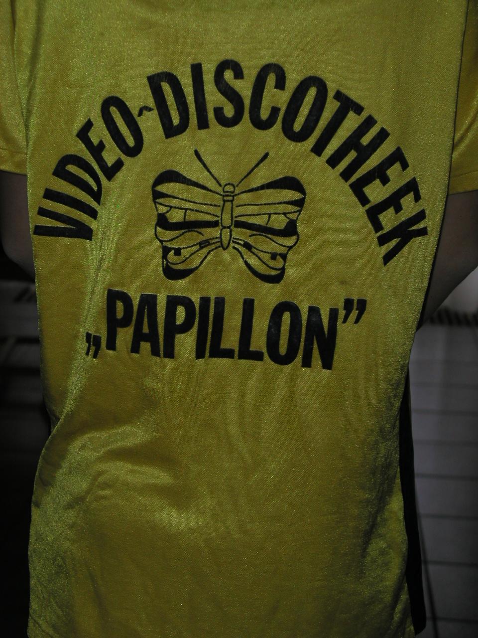 T-shirt Papillon Geel