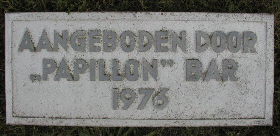 Tegel Dug-out HHC Papillon