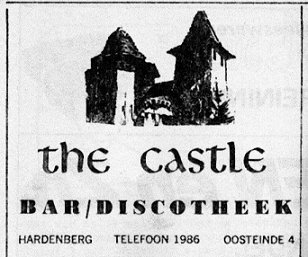 Advertentie 'The Castle'