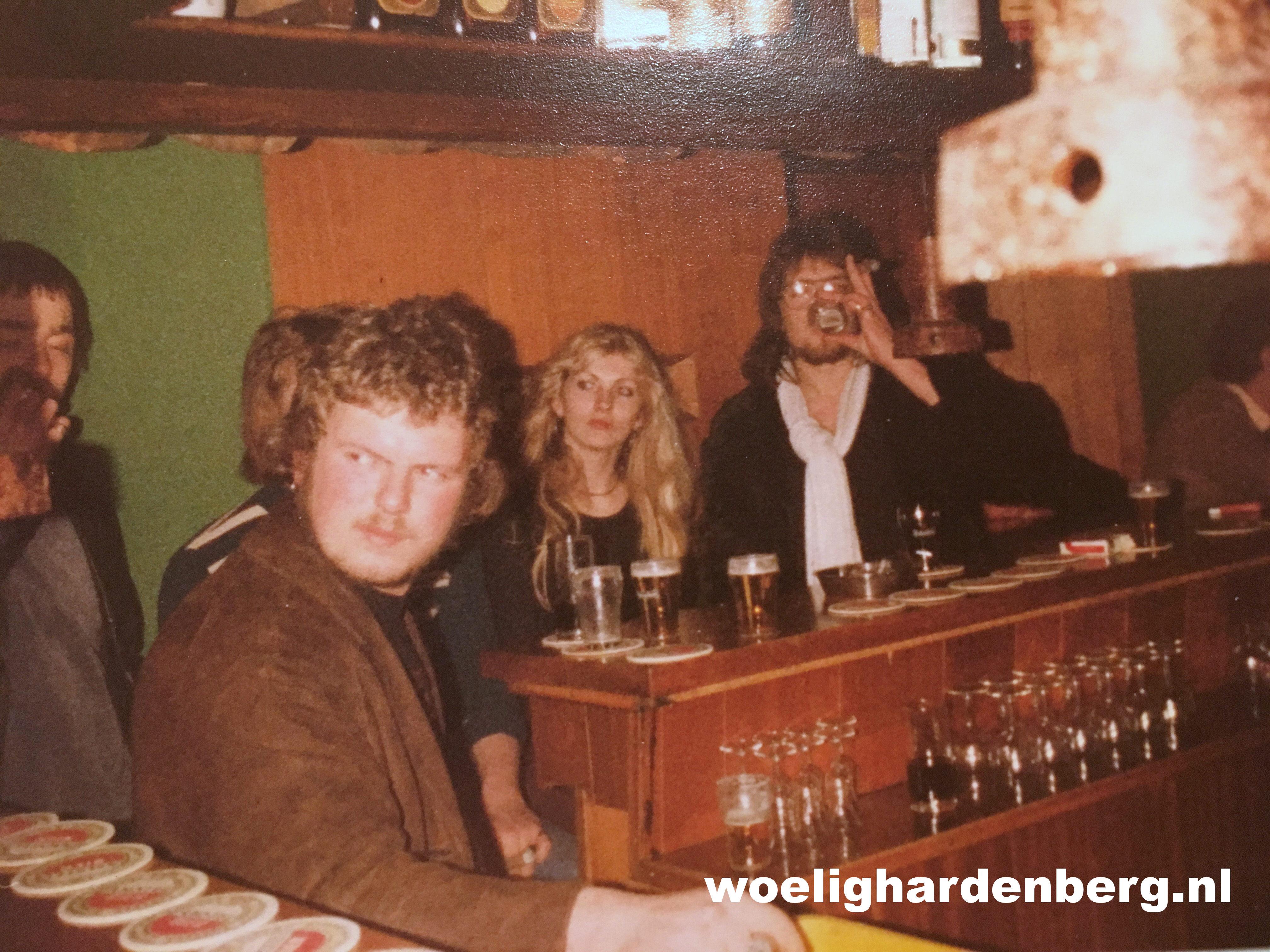 Gert Breukelman, Bert Waterink, Wemmi en Jan Borneman