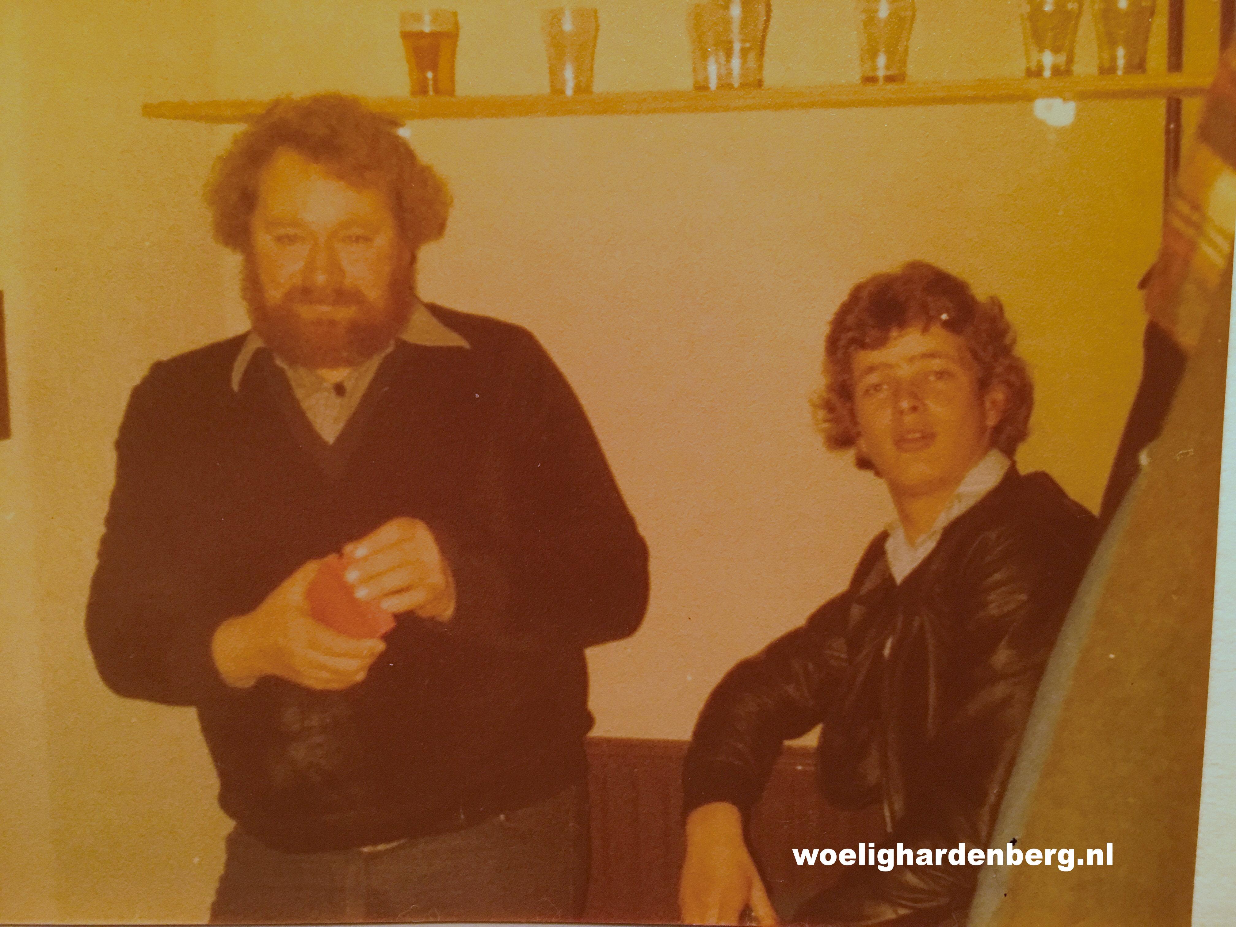 Roelof Veltink, Gert Waterink