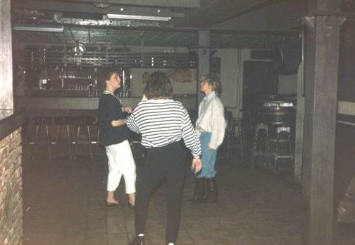 Dancing in 'The City'