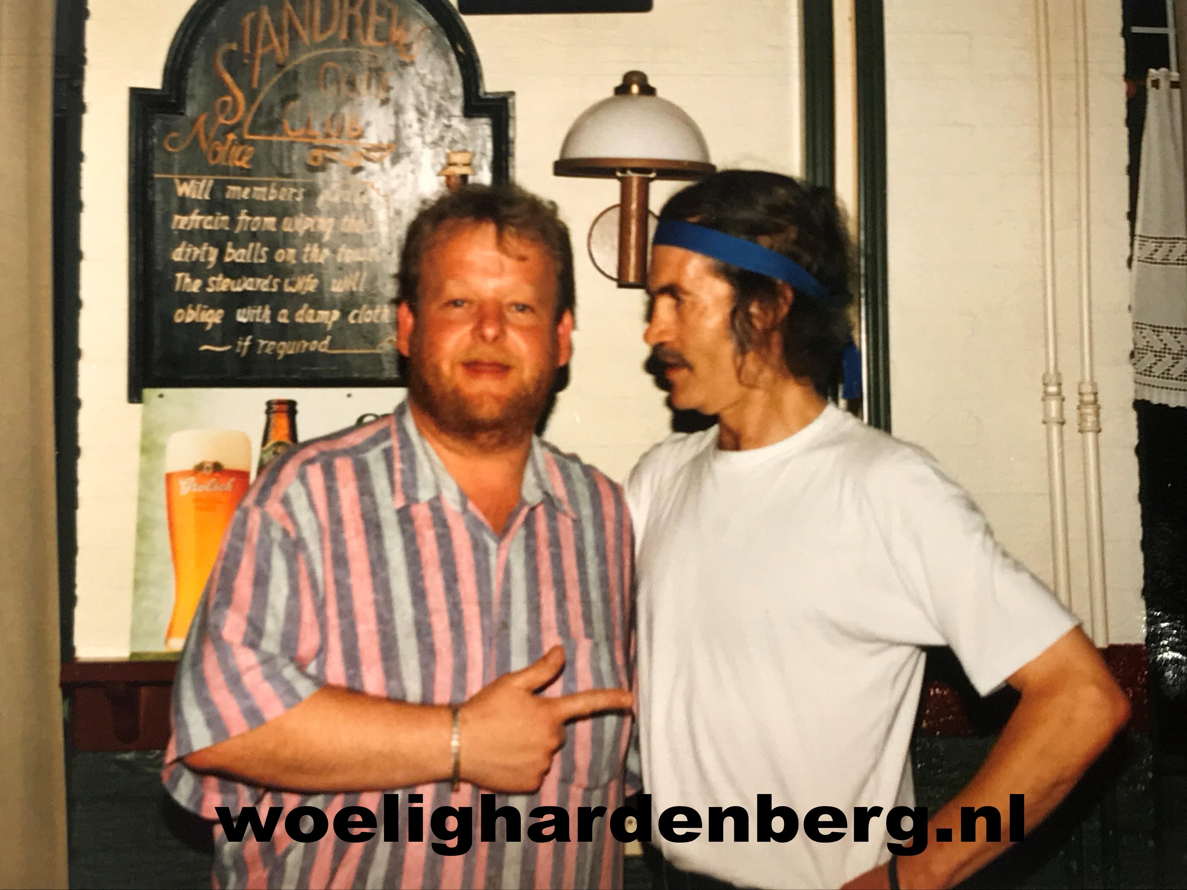 Bert Bos, Rob Hoeke