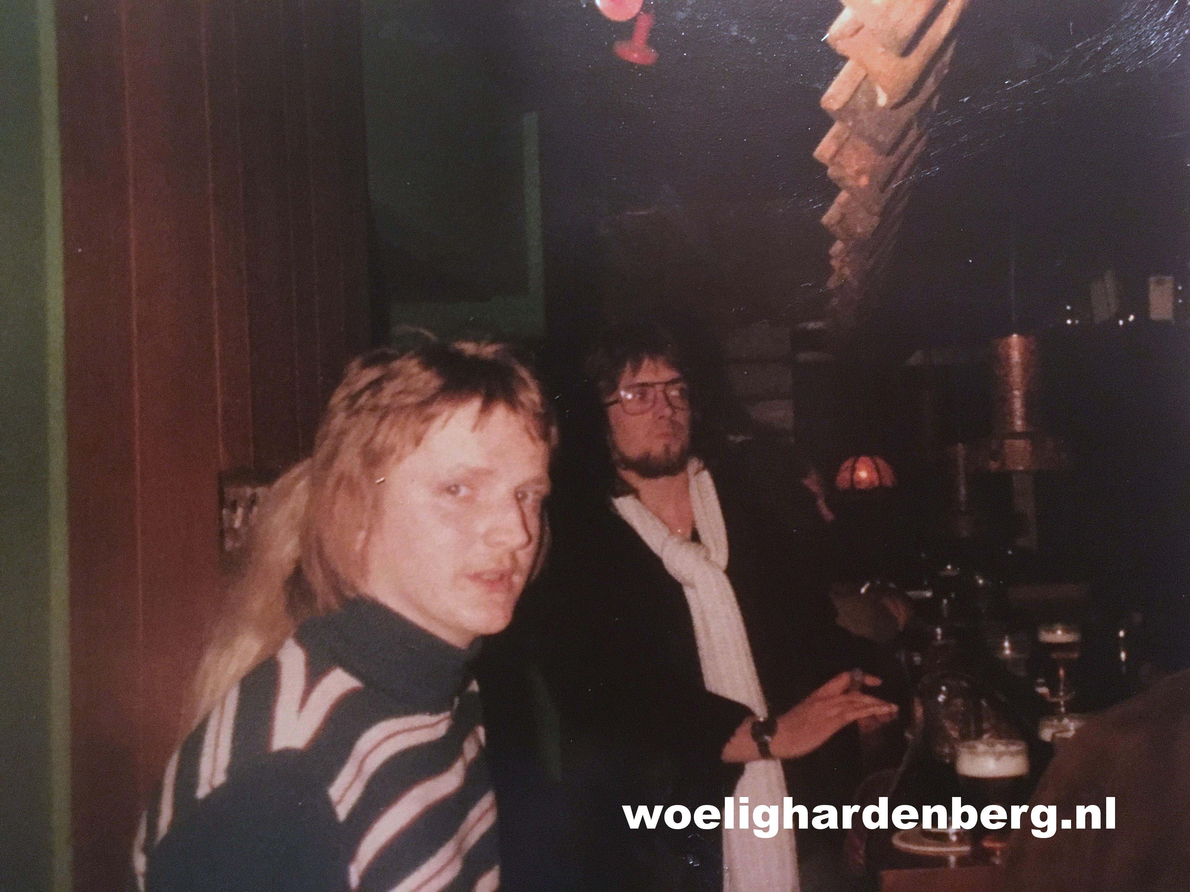 Henk Smit, Jan Borneman