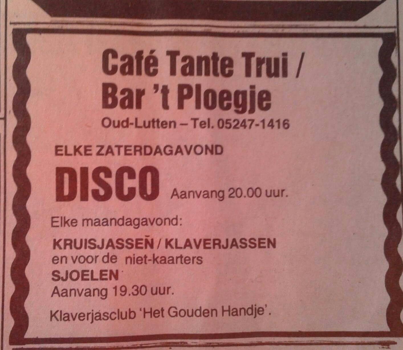 Café Tante Trui