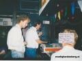 Flash Bergentheim met Johan Brinkman en Eddy Mensink