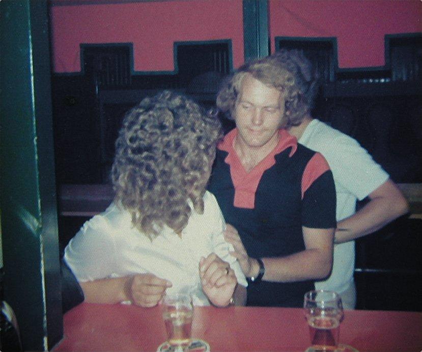 Bovenbar Cor en Anneke