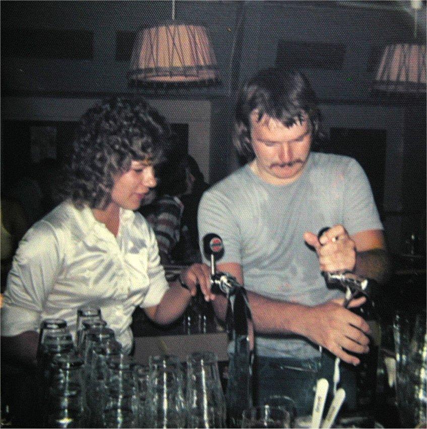 Johan Pasveer en Anneke Hoeben