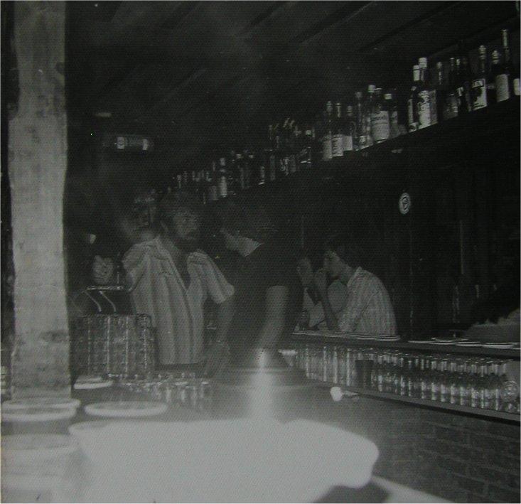 Lange bar met Rieks en Egbert