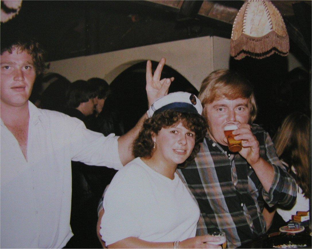 Roelof, Tineke en Geert