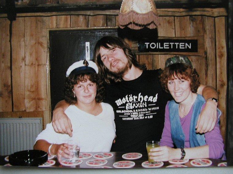 Tineke, Martin en Jeannet
