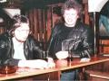 Bert Waterink en Arnold Weiden