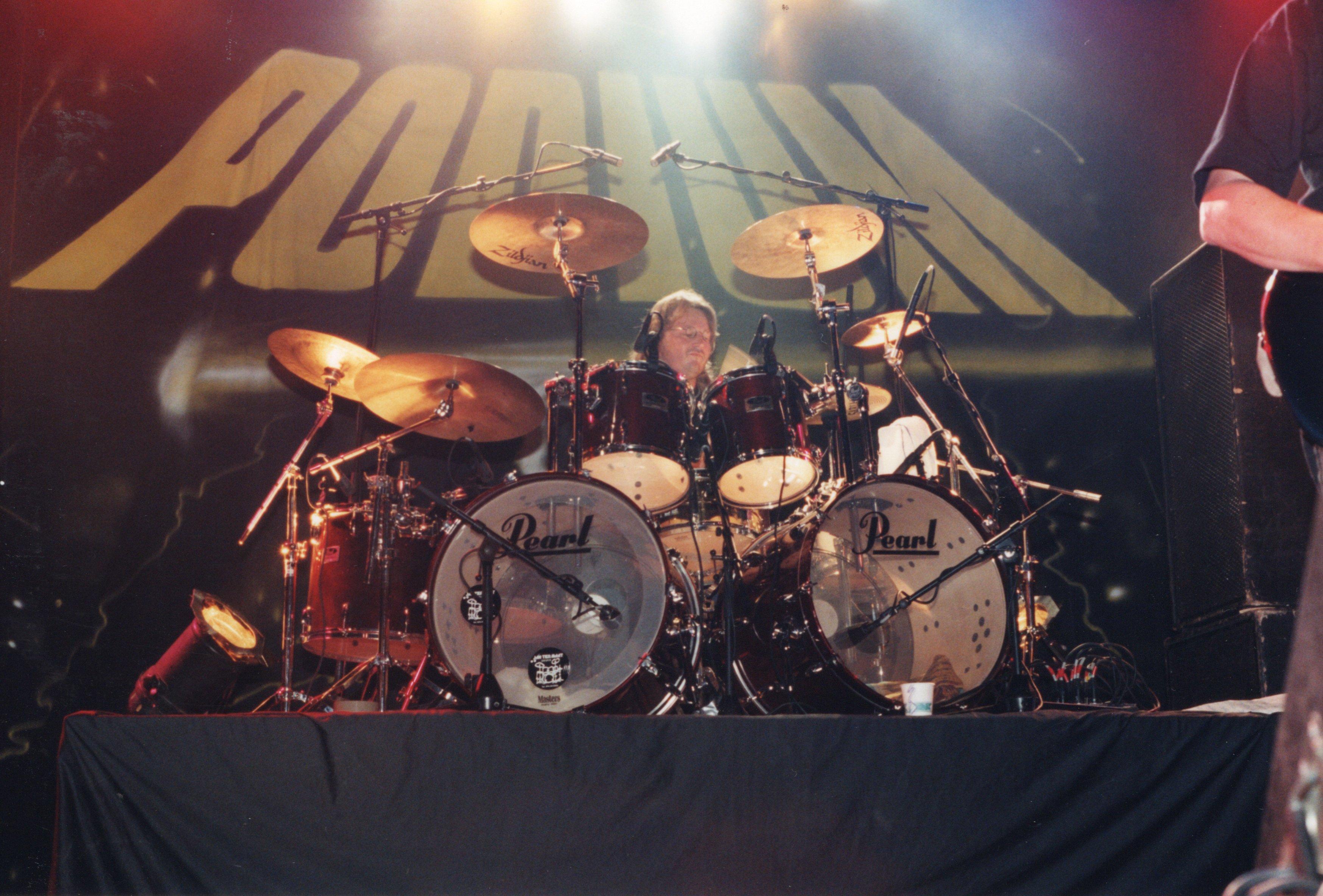 Sam Dice drummer: Harry Ekkel