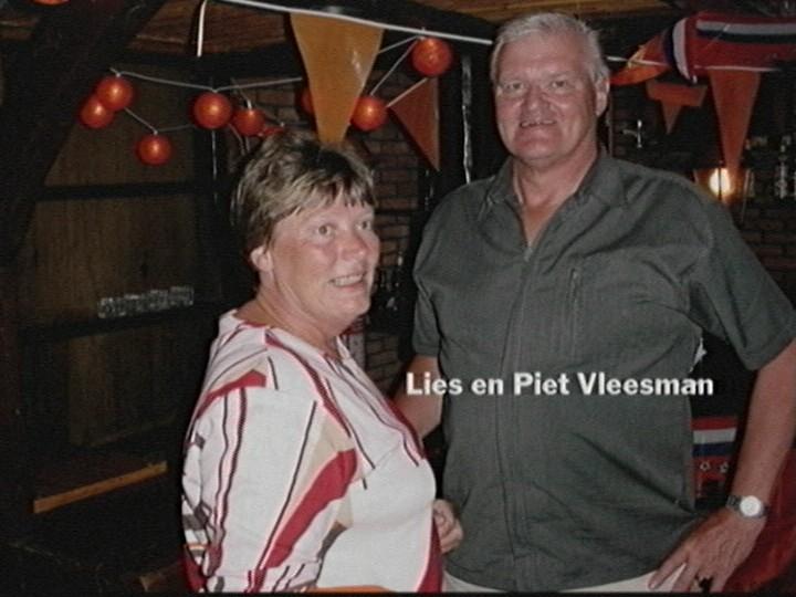 Lies en Piet Vleesman