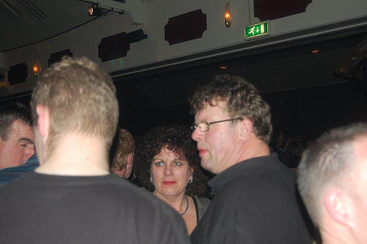 Ook eindelijk weer eens van de partij: Bert Waterink
