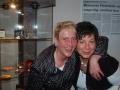 Anny Hallink en Anneke Hoeben