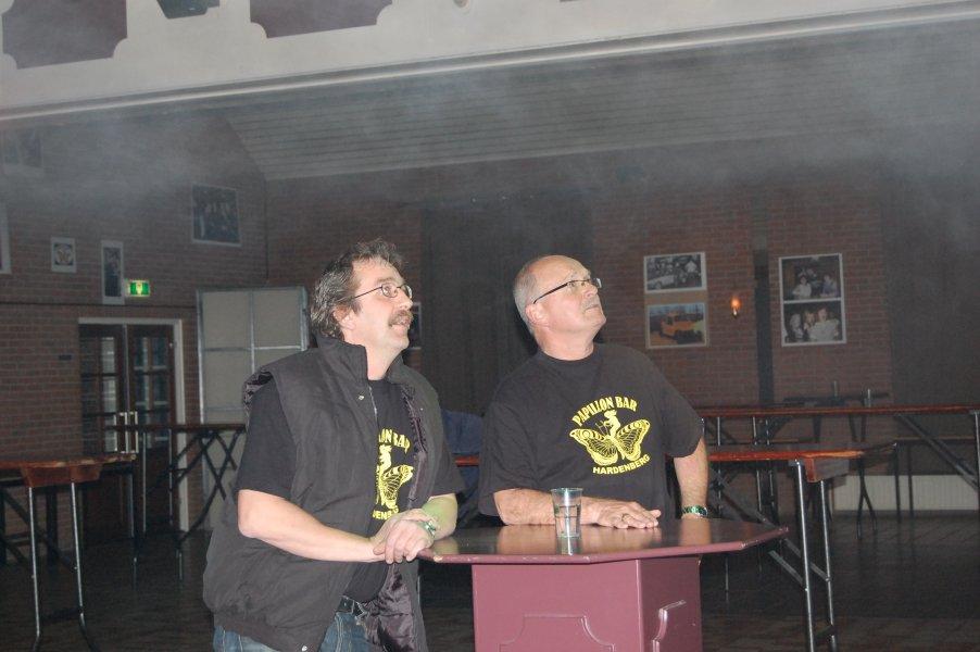 Henk Stoeten, Johan Pasveer