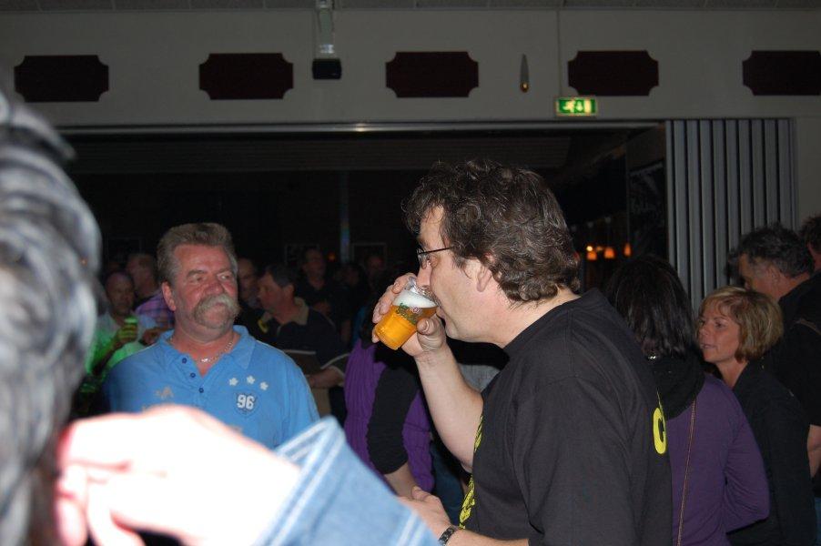 Freddy de Vries en Henk Stoeten