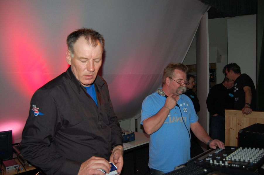 Herman Sibon en Freddy de Vries
